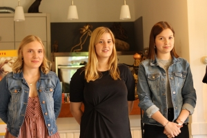 Deutsche Teilnehmerinnen Poetry Slam